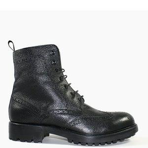 Noah Waxman Camden Shearling Boot - size 12 - NWT
